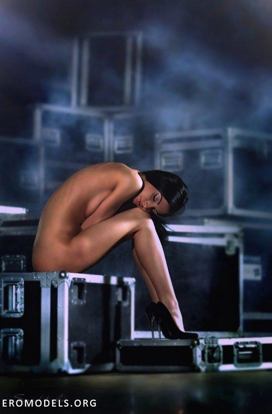 Поражающая яркостью исполнения эротика Сергея Усинкова (36 фото)