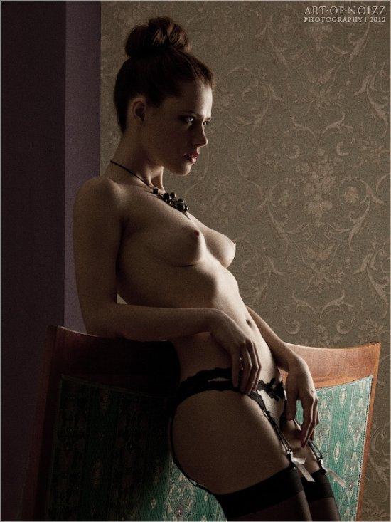 Нотка уверенного подхода к эротике в галерее Artofnoizz (36 фото)