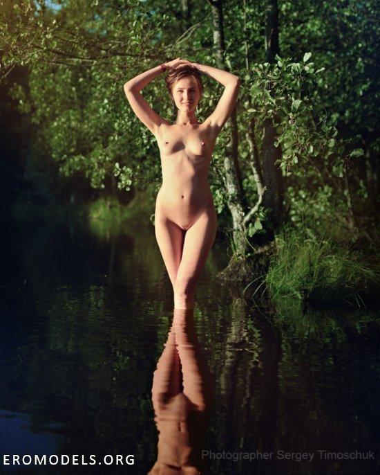 Истекающая соками эротика Сергея Тимощука (100 фото)
