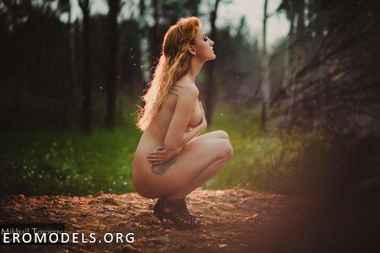 Созданная со вкусом эротика Михаила Торопова (28 фото)