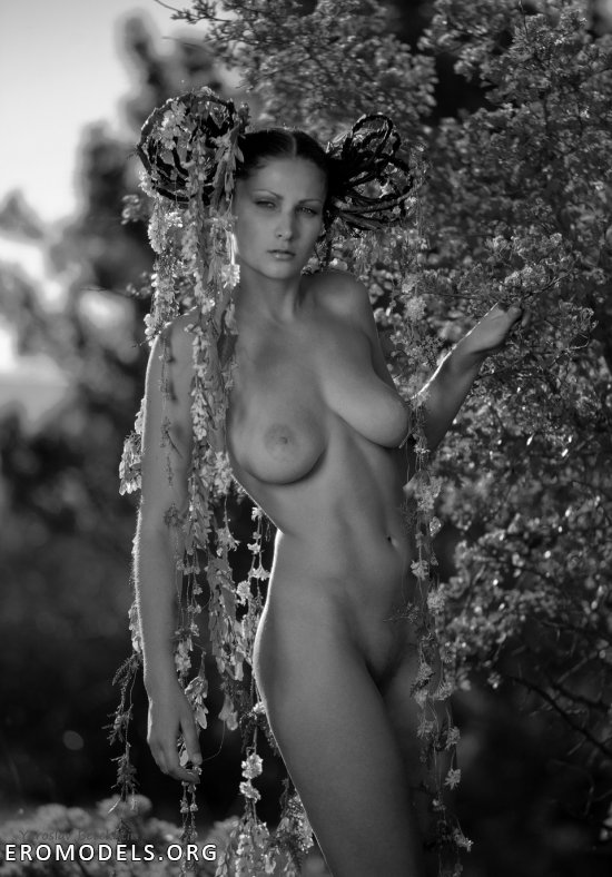 эротическое фото нимфа