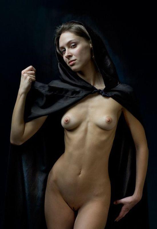 Старомодная стилистика исполнения эротики руками Rudolf Kartelin (65 фото)