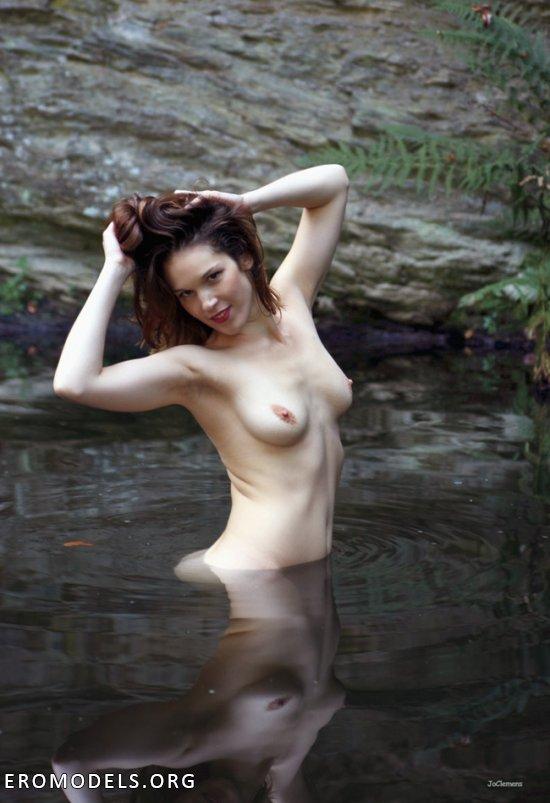 Передавший через женскую наготу красоту мироздания JoClemens (26 фото)