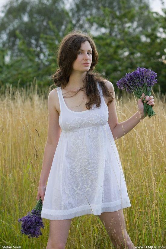 Полевая красавица Susanna (12 фото)