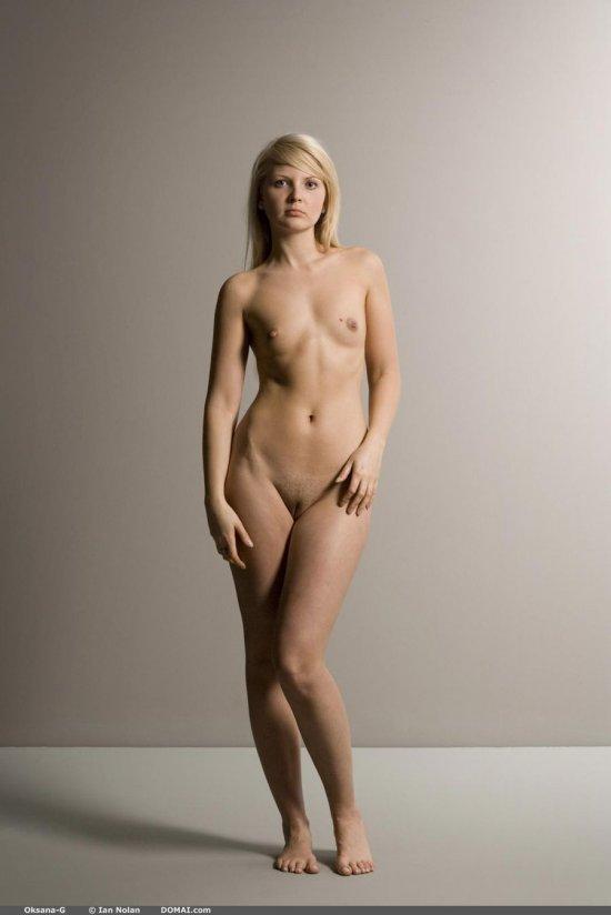 Метящая на успех в эротике Oksana (16 фото)
