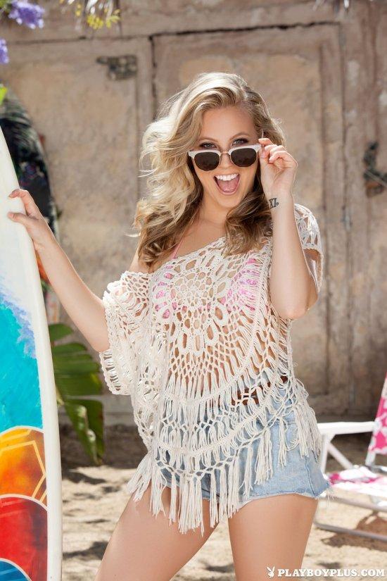 Красочно проходящее лето Chanel Elle (26 фото)