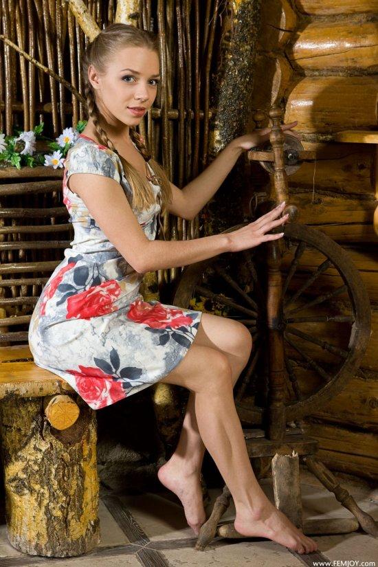Прошедшая в колоритном ресторанчике эротика Beata (35 фото)