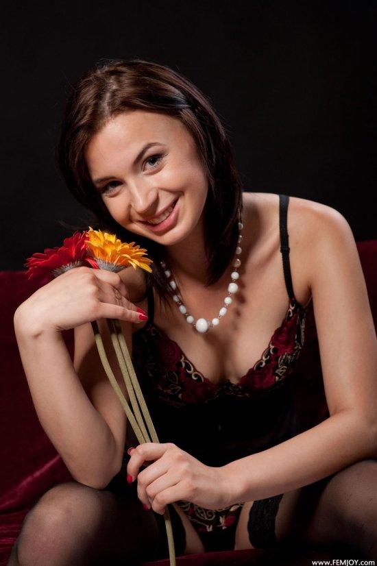 Побаловавшая собственную романтическую натуру Paola (32 фото)