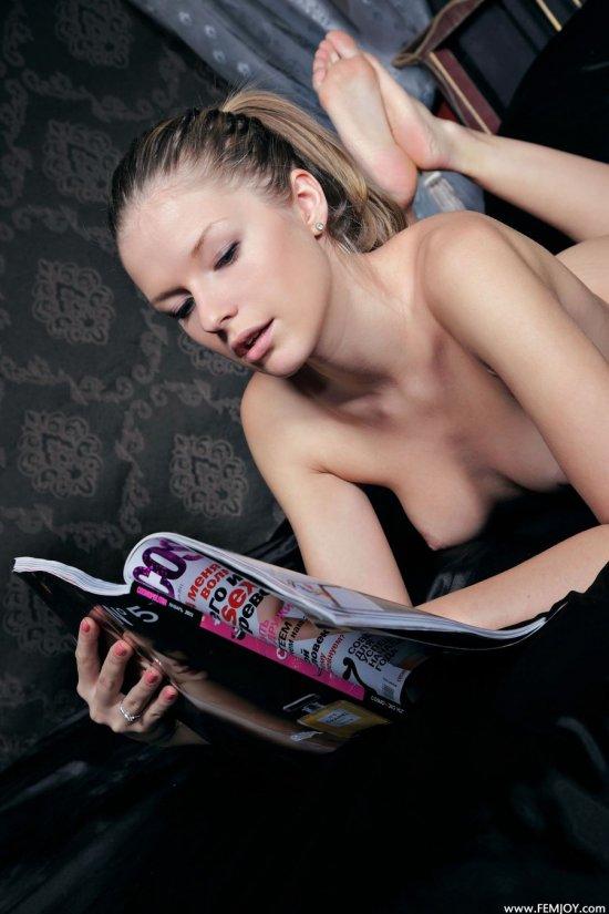 Кокетство начитавшейся дамского журнала Katerina (24 фото)
