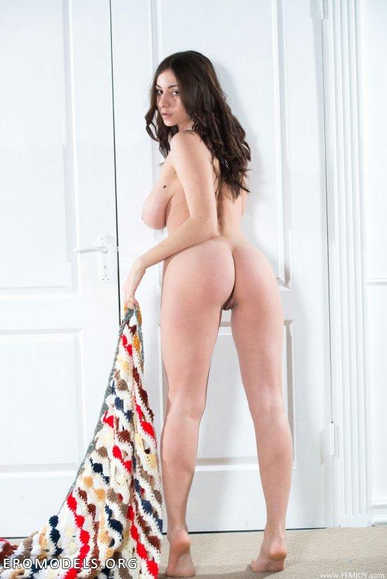 Misha Femjoy Nude AssParade 1