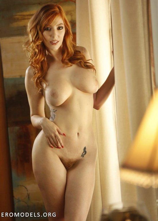 Tall skinny nude redheads